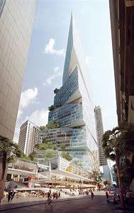 Sydney Tower Architecture