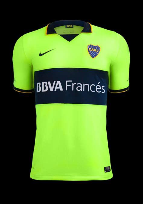 nike reveals    jersey  boca juniors