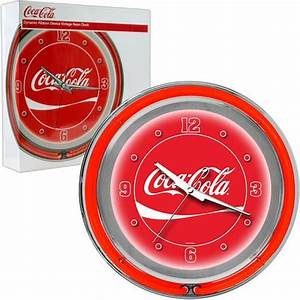 Trademark merce coke 1400 DR Coca Cola Neon Clock