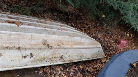 14 Foot Flat Bottom Aluminum Boat For Sale In Haddam Ct