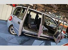Sbarro Fiat Multipla Multidoors, 2004
