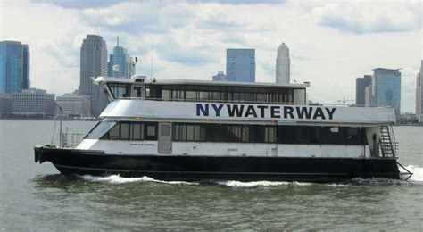 Ferry Boat Nj To Nyc by Ny Waterway Wikiwand