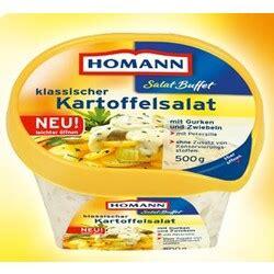 homann salat buffet klassischer kartoffelsalat