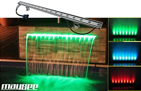 24 watt light weight led wall washer lights for outdoor