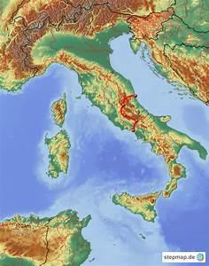 Deutschland Physische Karte : italien karte physisch kleve landkarte ~ Watch28wear.com Haus und Dekorationen