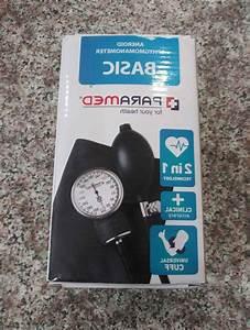 Paramed Professional Manual Blood Pressure Cuff