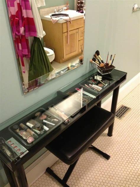 astuce rangement maquillage salle de bain astuce rangement maquillage salle de bain dootdadoo id 233 es de conception sont