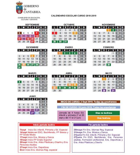 fisica quimica iban garrido calendario escolar de cantabria