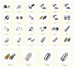 Furniture Fittings And Glass Shelf Supports Pins From