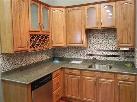 Decorating Ideas For Kitchen With Oak Cabinets by Honey Oak Kitchen Cabinets Decor Ideasdecor Ideas