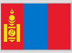 Mongolie Drapeau, Drapeau de la Mongolie