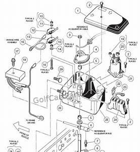 1996 Club Car Wiring Diagram 48 Volt