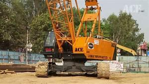 Ace Crawler Crane  U0026 Truck Mounted Cranes