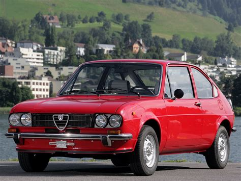 Alfa Romeo Alfasud by Alfa Romeo Alfasud Photos Informations Articles