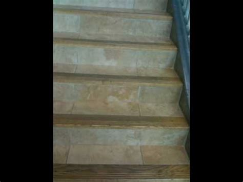 week 17 exle of tile wood combo for stairs the