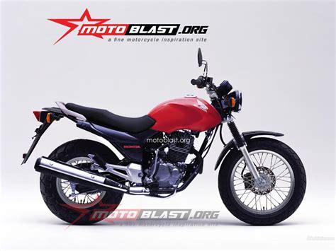 Modif New by Modification Honda Megapro Primus Indonesia Retro Style