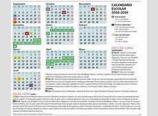 El próximo curso arrancará el 10 de septiembre con la