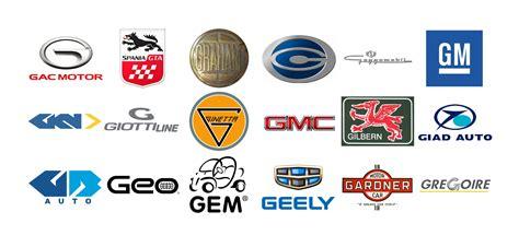 Alphabetical List Of Car Makes