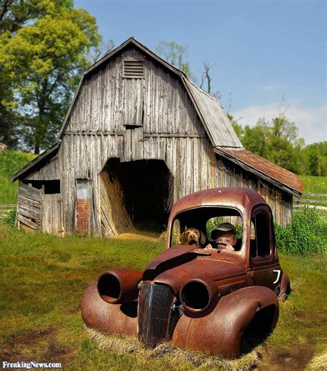 rusty car driving funny rusty pictures freaking news