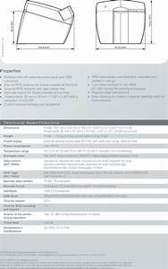 Skidata Sd805 Rfid Reader Module Sd805 User Manual