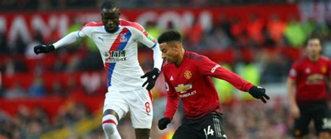 Manchester United vs Crystal Palace Prediction 19 ...