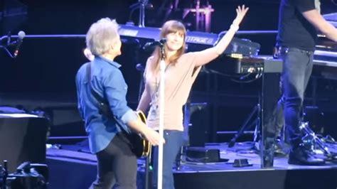 Jon Bon Jovi Daughter Stephanie Adorably Dance The