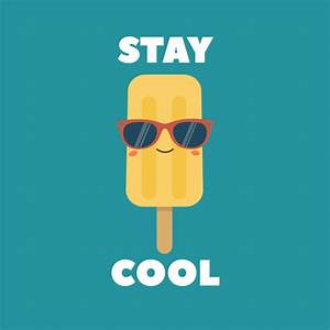 Lets Stay Cool This Summer Popsicle - NeatoShop