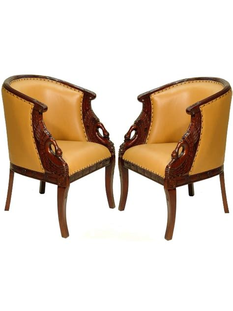 fauteuil de bureau anglais fauteuil de bureau style empire