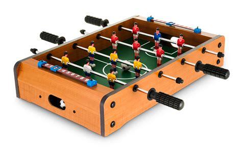 mini table top football foosball players family game