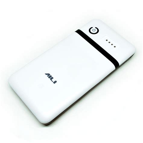 black cell baterai 18650 aili diy exchangeable cell power bank for 6pcs 18650