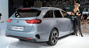 Kia Ceed Sport : new kia ceed sportswagon uncovered in geneva with some very bmw ish taillights carscoops ~ Maxctalentgroup.com Avis de Voitures