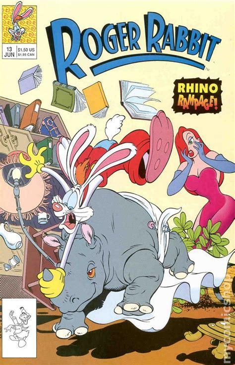 roger rabbit  comic books