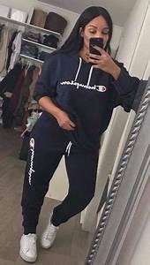Champion sweatsuit @KortenStEiN | CoZZZyu263b | Pinterest | Champion Clothes and Baddie