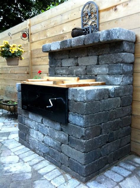 backyard built 27 best images about braai building on brick