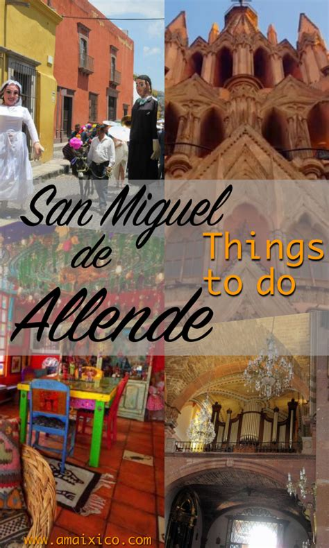 Fascinating SAN MIGUEL DE ALLENDE City - Mexico Travel ...