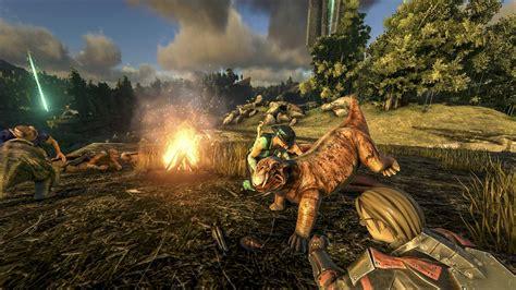 ark survival evolved update  bringt neue dinos und