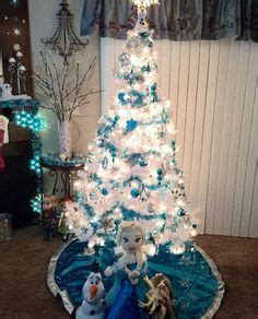 frozen themed christmas tree  created shannys pins