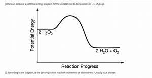 Solved  2 H2o2  Aq    2 H2o L    O2  G  Hydrogen Peroxide