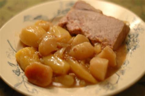 cuisiner navets nouveaux cocotte de porc aux navets le frigo magique