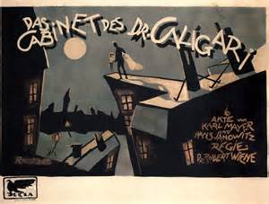 german expressionist flyer john guy collick