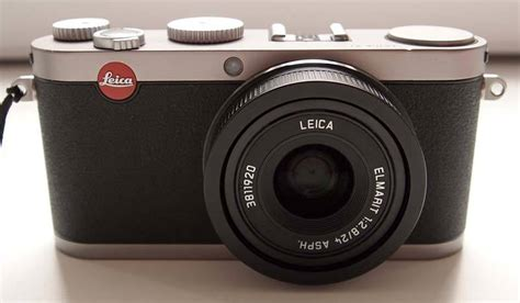 Kamera Leica X1 leica x1 on photography