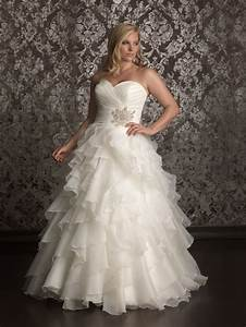 second wedding dress for plus size bride With bride second wedding dress
