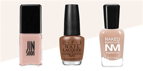 Best Nude Nail Polish For Every Skin Tone