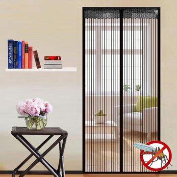 rideau de porte d 233 t 233 233 transparent magn 233 tique de fermeture automatique sans bruit anti
