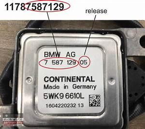 Bmw N43 N53 Engine Nox Sensor Emulator 30e9 30ea Nox Catalytic