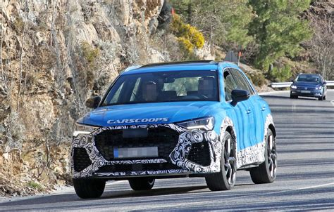 audi rsq3 2020 2020 audi rs q3 bringing 400hp from 2 5l inline five