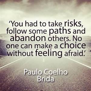 Paulo Coelho Brida | Quotes/Sayings/Words | Pinterest