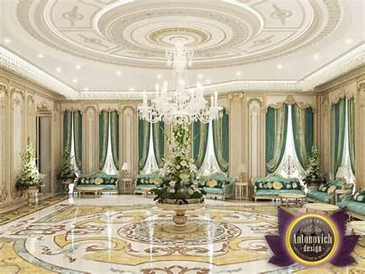 Antonovich Luxury Interior Living Dubai Uae Classic