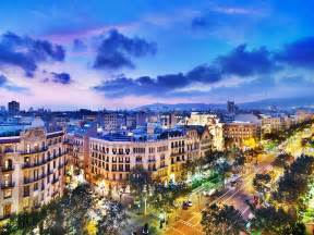 barcelona spain tourist attractions travel destination