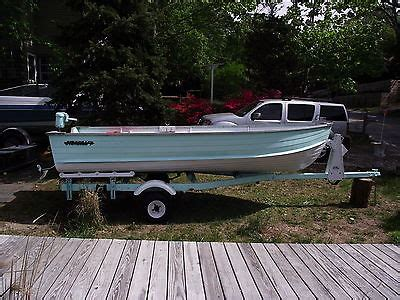 1969 Starcraft Aluminum Boat by 1969 Starcraft Boats For Sale